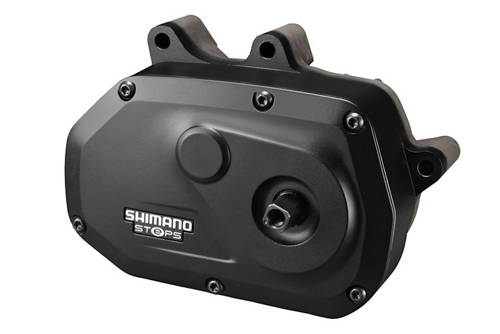 shimano steps electric bike motor
