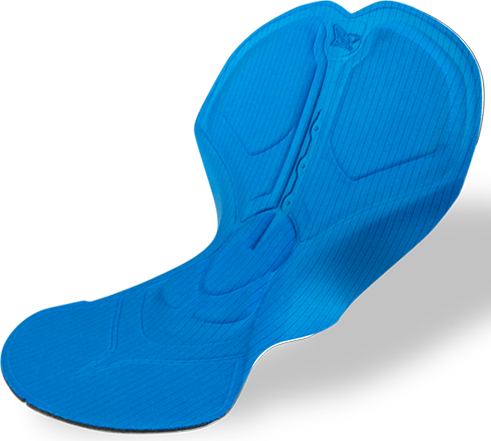 All Day Chamois Pad Front View