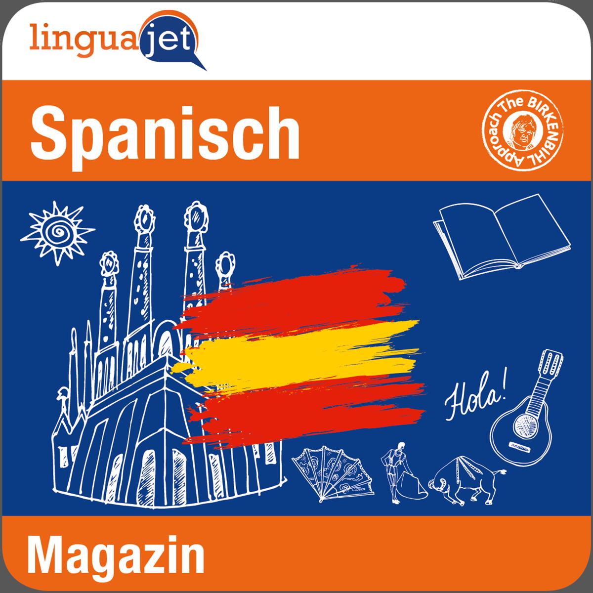 Mit dem online Spanischkurs «Magazin» die Fremdsprache vertiefen