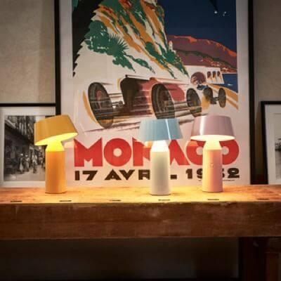 Marset Table & Floor Lamps