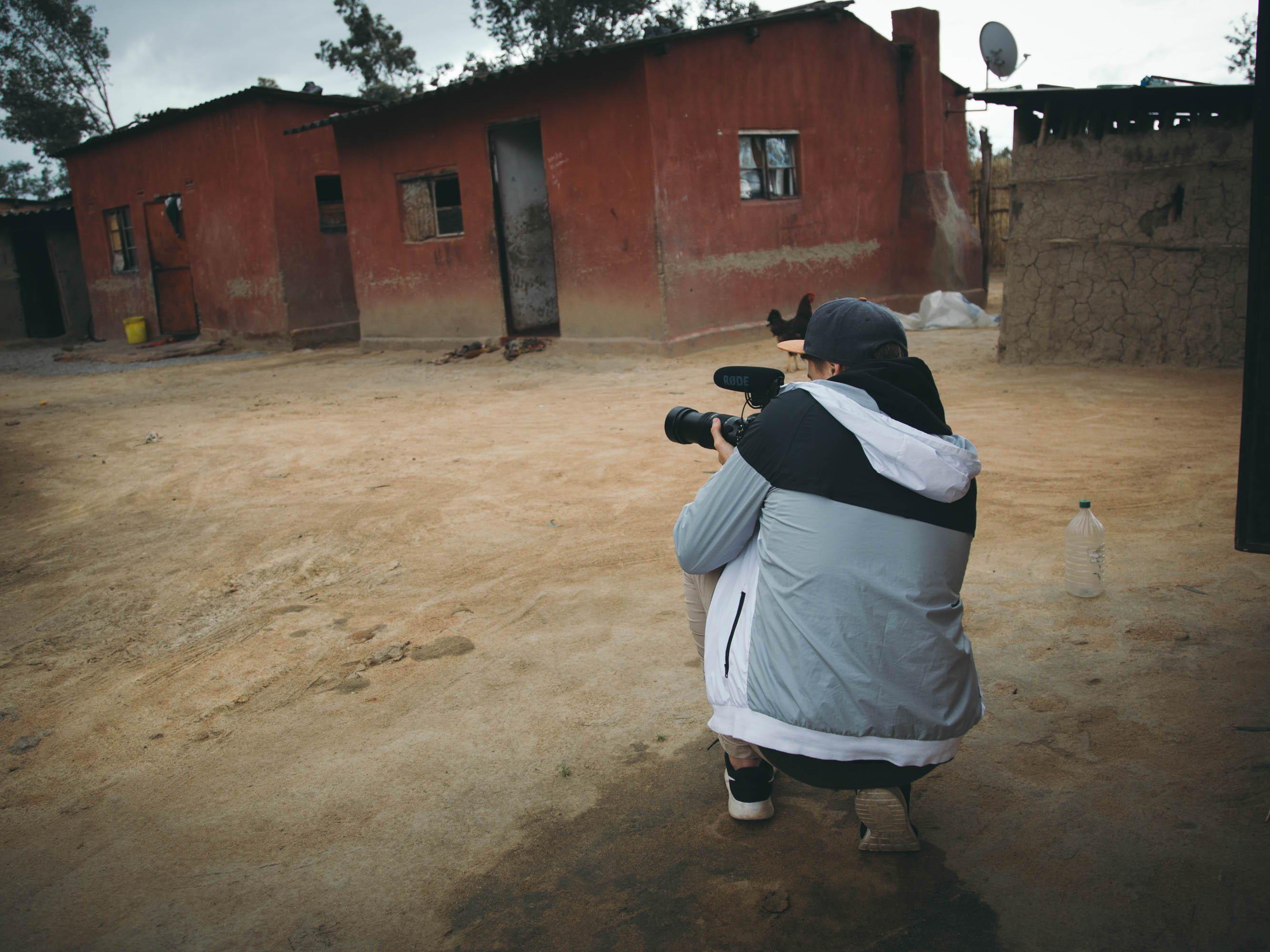 goran jurica filming project kindnes doing our part imire zimbabwe africa virtu virtu bracelets growvirtu grow to inspire