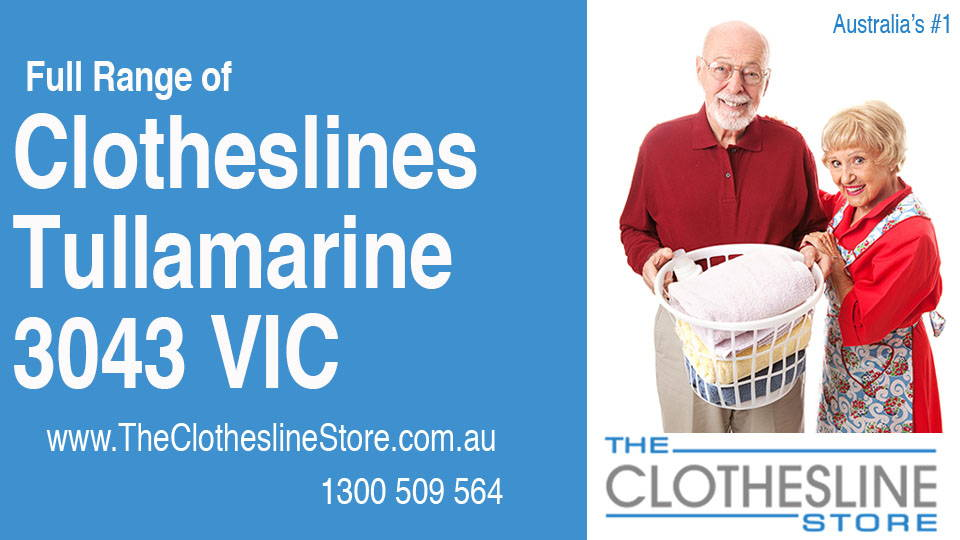 New Clotheslines in Tullamarine Victoria 3043