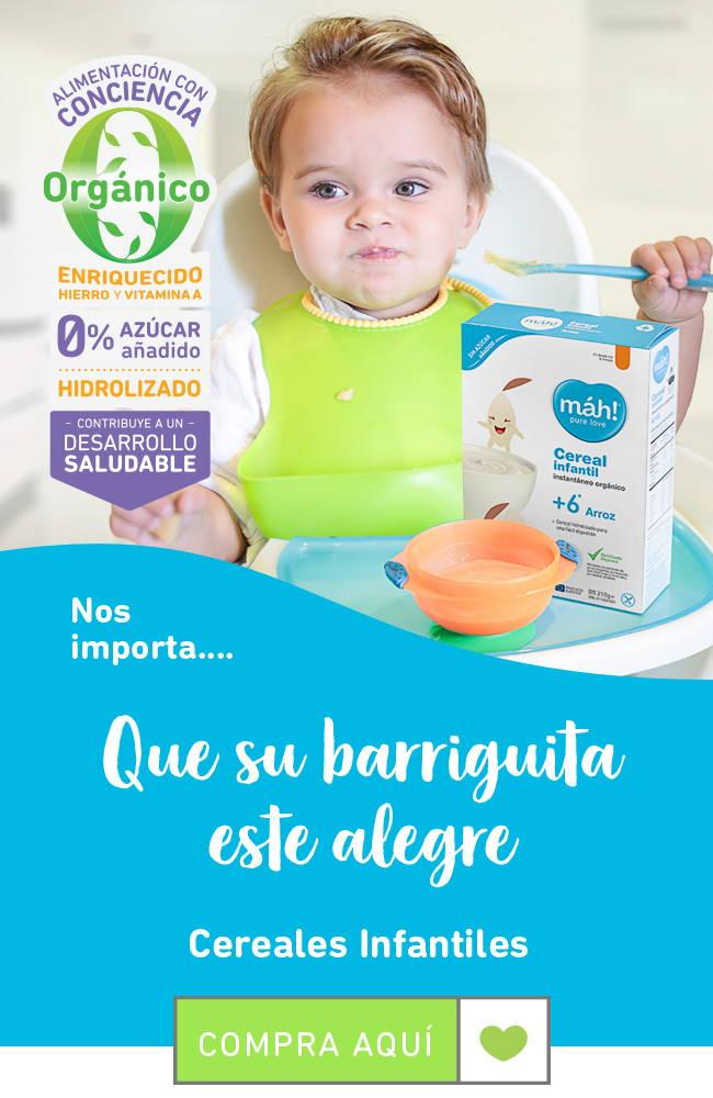 papilla organica para bebes