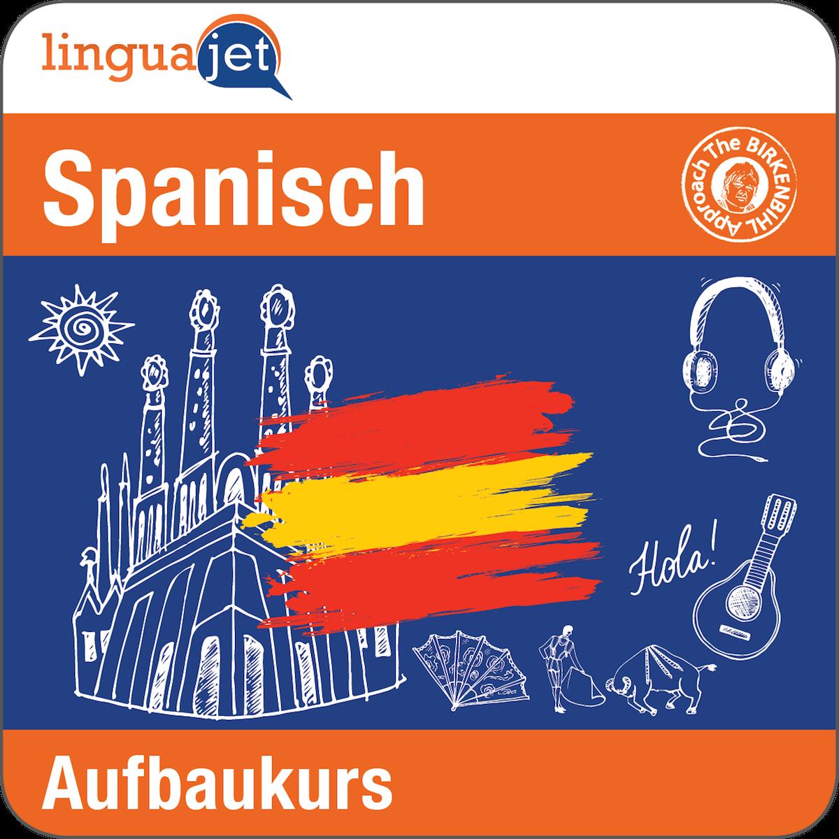 Mit dem online Spanischkurs «Aufbau» lernen Sie sich zu unterhalten