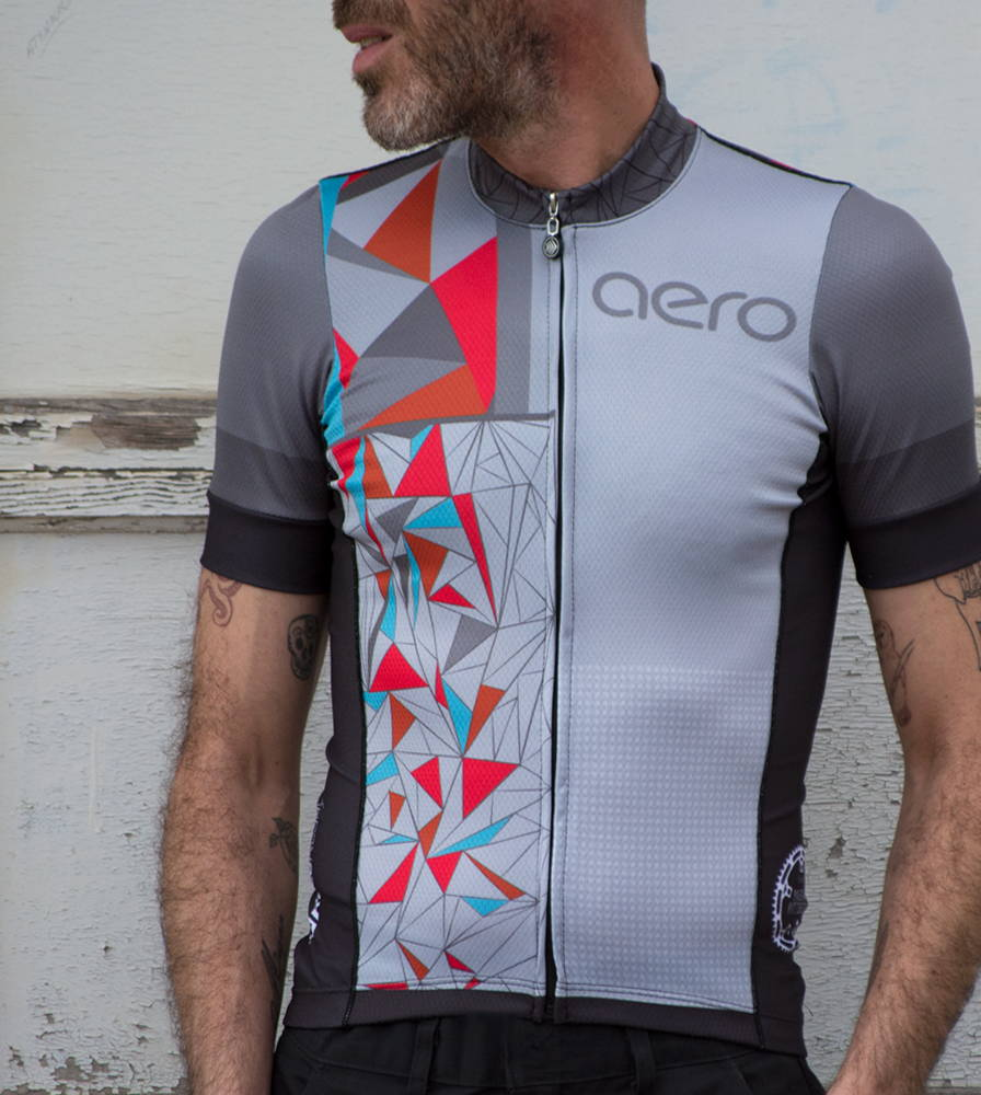 Agrotech Cycling Jersey