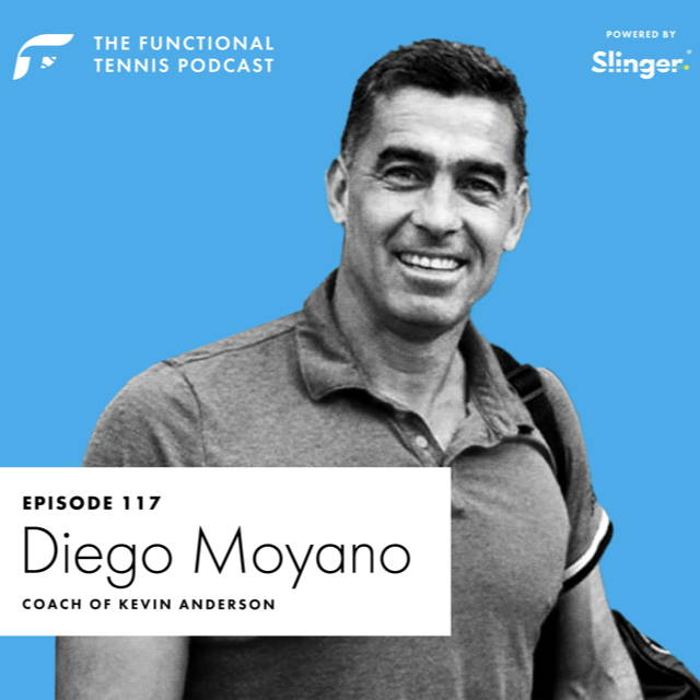 Diego Moyano on the Functional Tennis Podcast