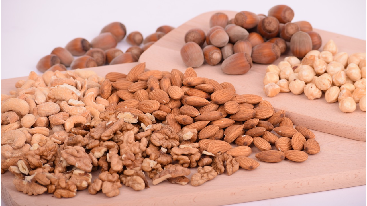 nuts seeds keto