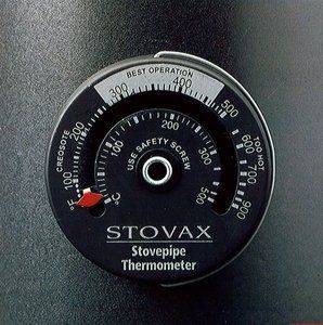 Stovepipe thermometer