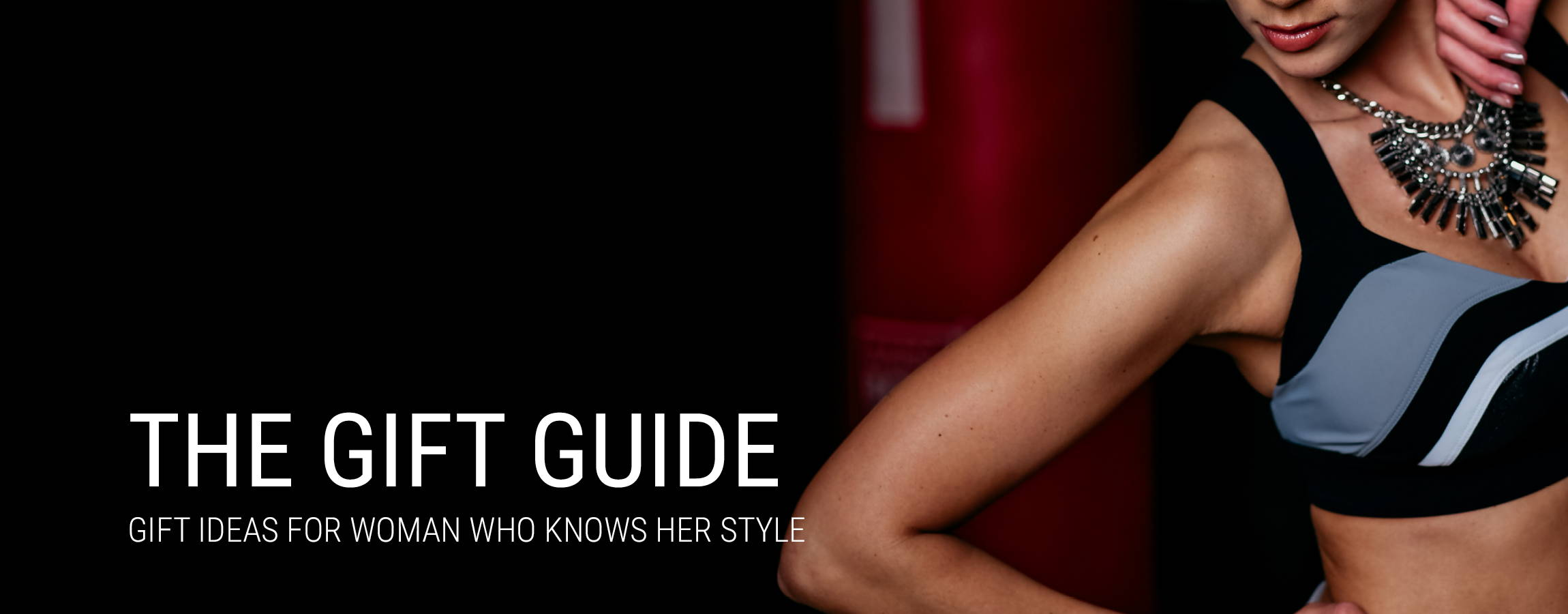 GIFT ACTIVEWEAR GUIDE FOR WOMAN XMAS GIFTS