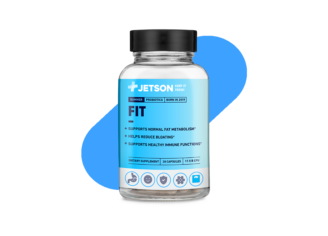 Jetson Fit Summer Probiotics
