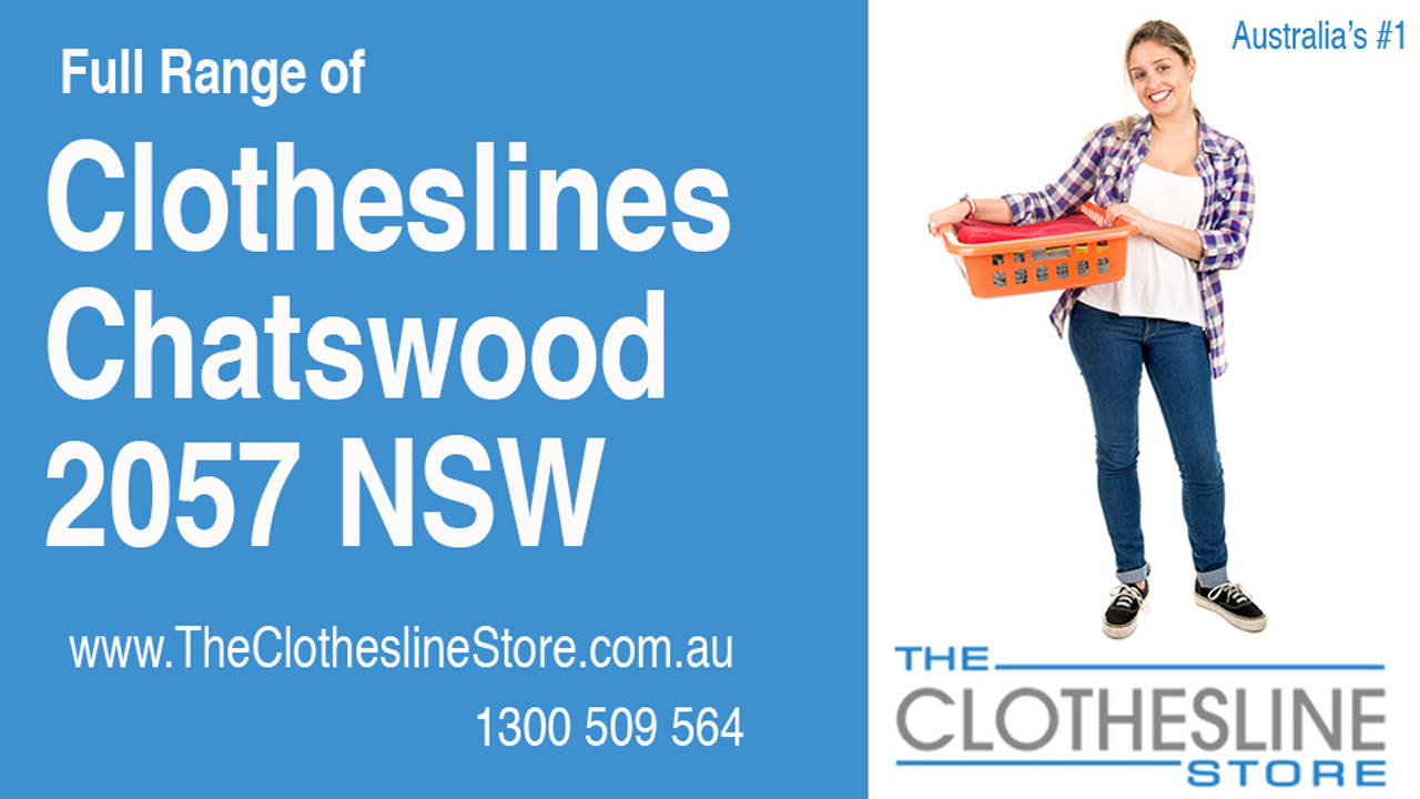 Clotheslines Chatswood 2057 NSW