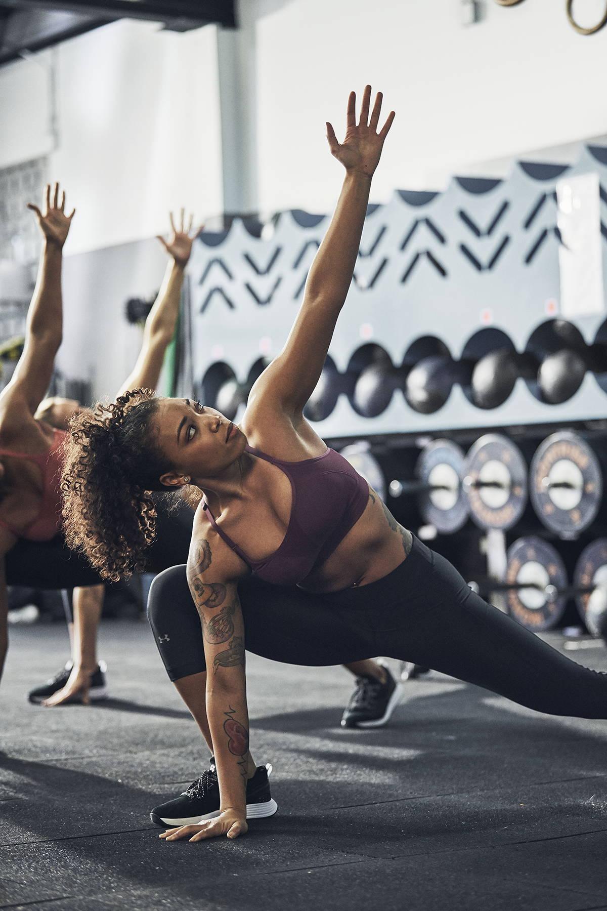 Routine Resolution: Fitness Edition  — Rustans.com