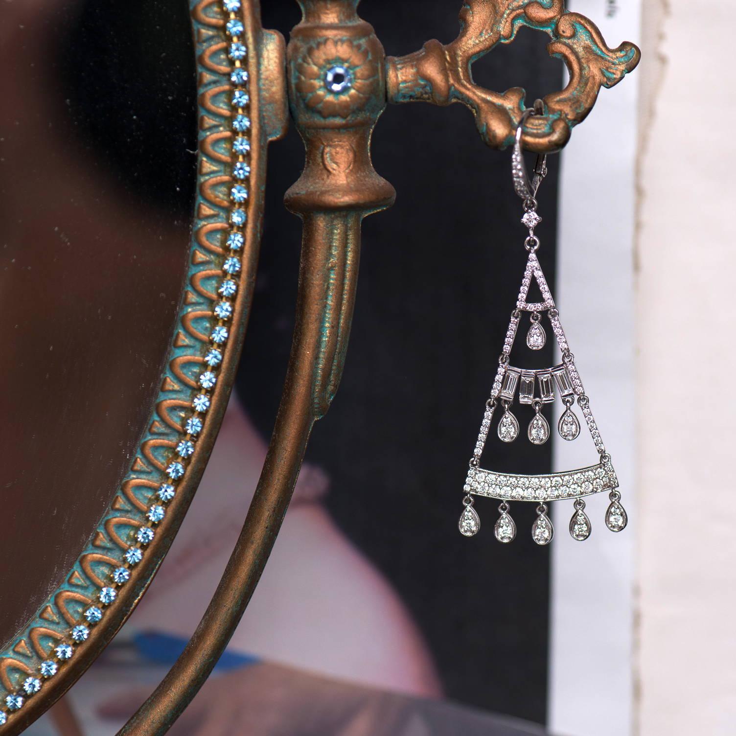 Penny Preville Diamond Earrings