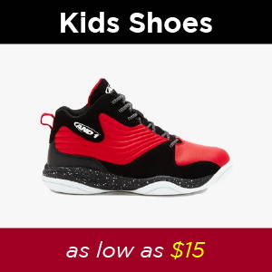 Shop AND1 kids shoes. AND1 Cyber Monday, 35% off SITEWIDE. Perfect holiday gifts for family and friends at cheap prices: basketballs, basketball shoes, tai chis, shorts, shirts, jerseys, sneakers, basketballs, beanies, hoodies, joggers and more.