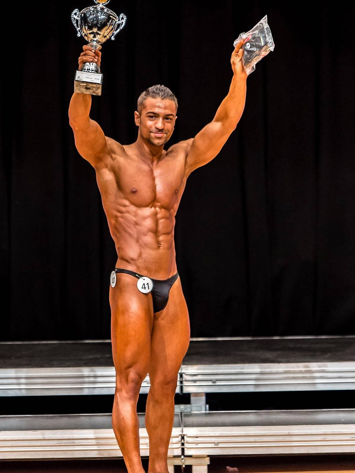 semper fi body concept Natural Bodybuilding Wettkampf Coaching Weltmeister Eder Oliveira
