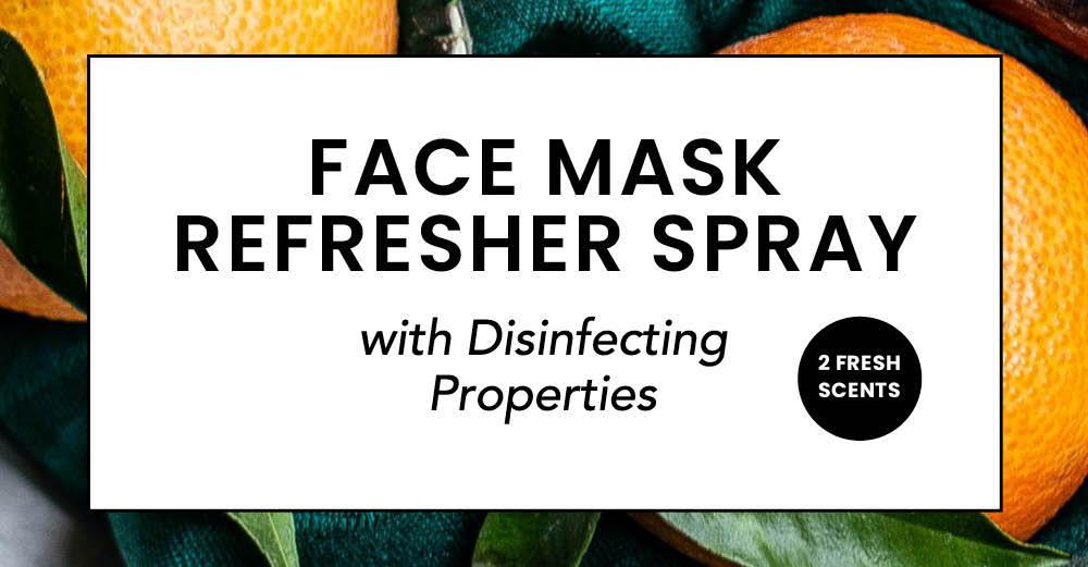 Face mask Refresher spray