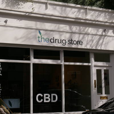TheDrug.Store in Notting Hill London CBD Store