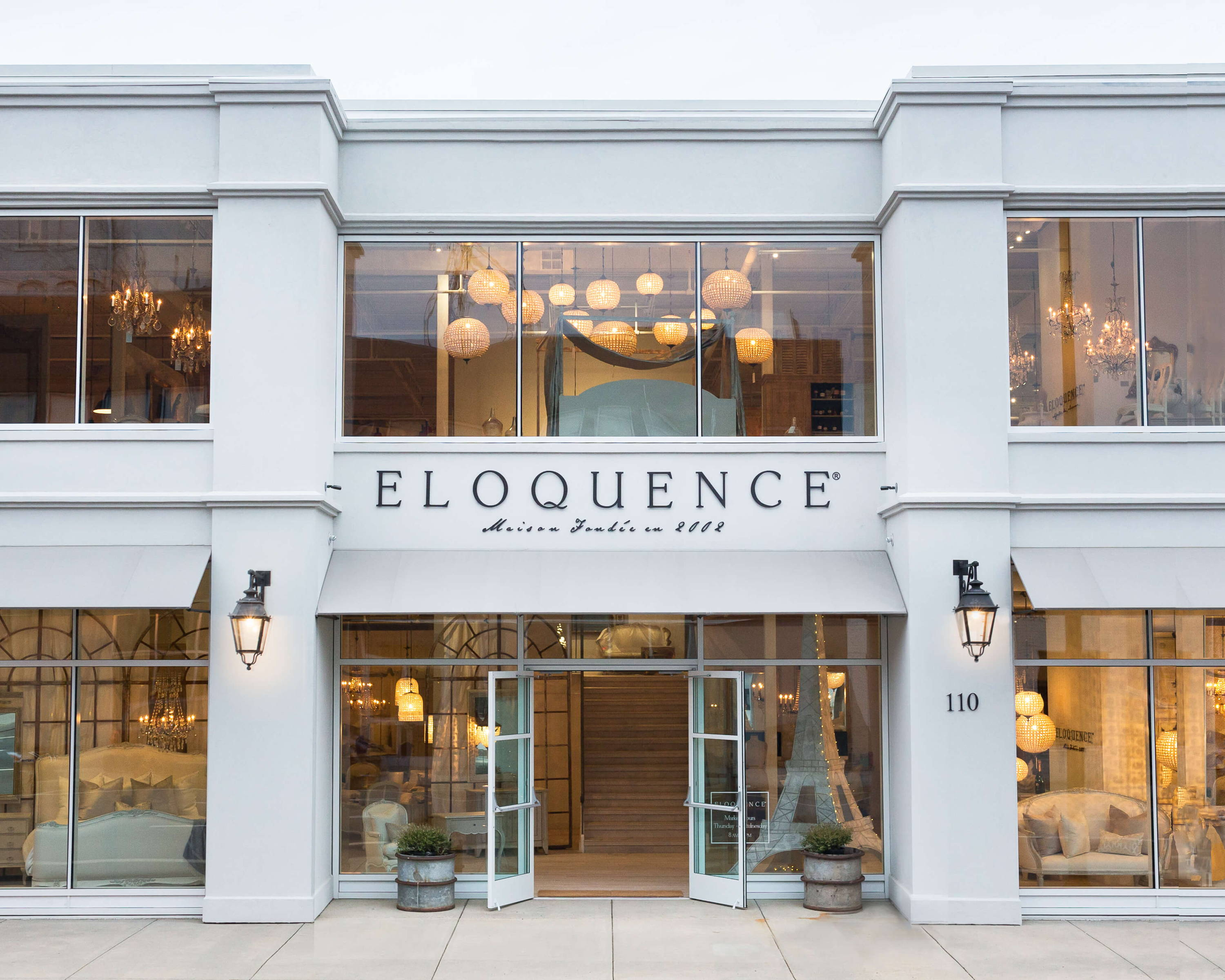 Eloquence® High Point Showroom