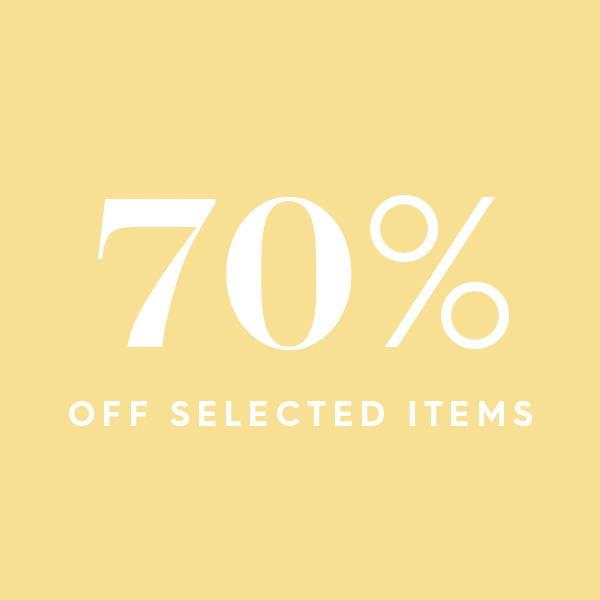 Final Sale 70%