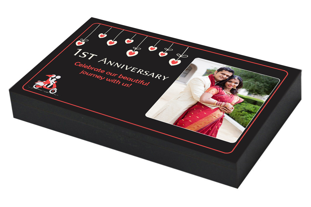 Photo Invitation for 1st Marriage Invitation