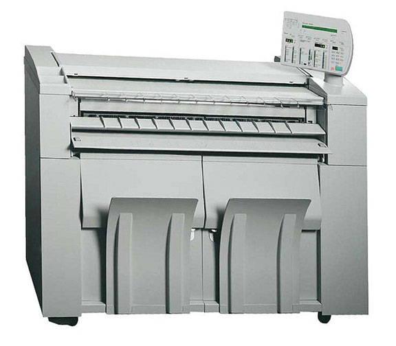 Xerox 3050 Engineering Copier Printer