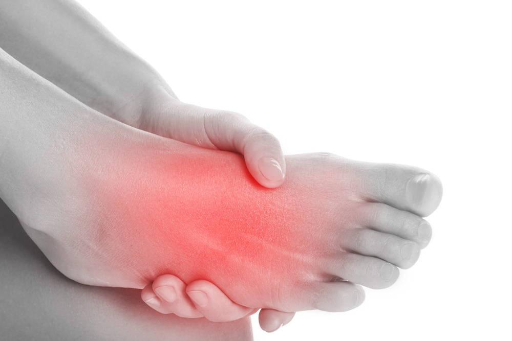 Different types of arthritis