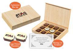 Diwali Gift Ideas for Corporates (12 Chocolates - 100 Box)