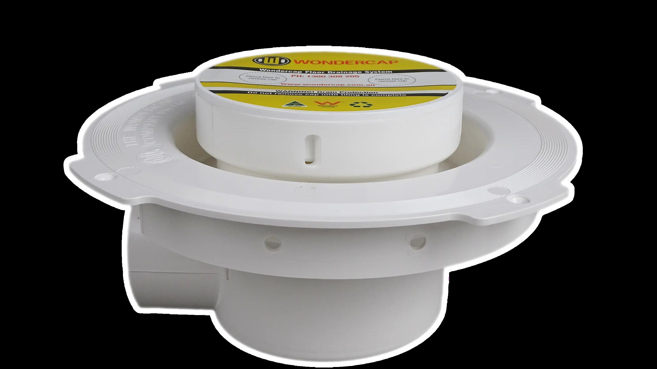 The Wondercap Kit | Shower Drain | Puddle Flange