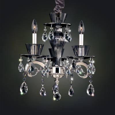 Allegri Lighting Crystal Pendants, Chandeliers, Wall Sconces, & Ceiling Lights -  Locatelli Collection