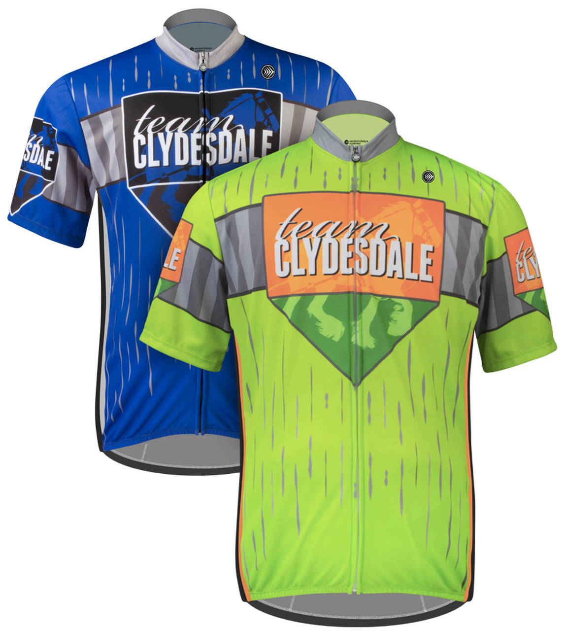 team clydesdale Cycling Jersey