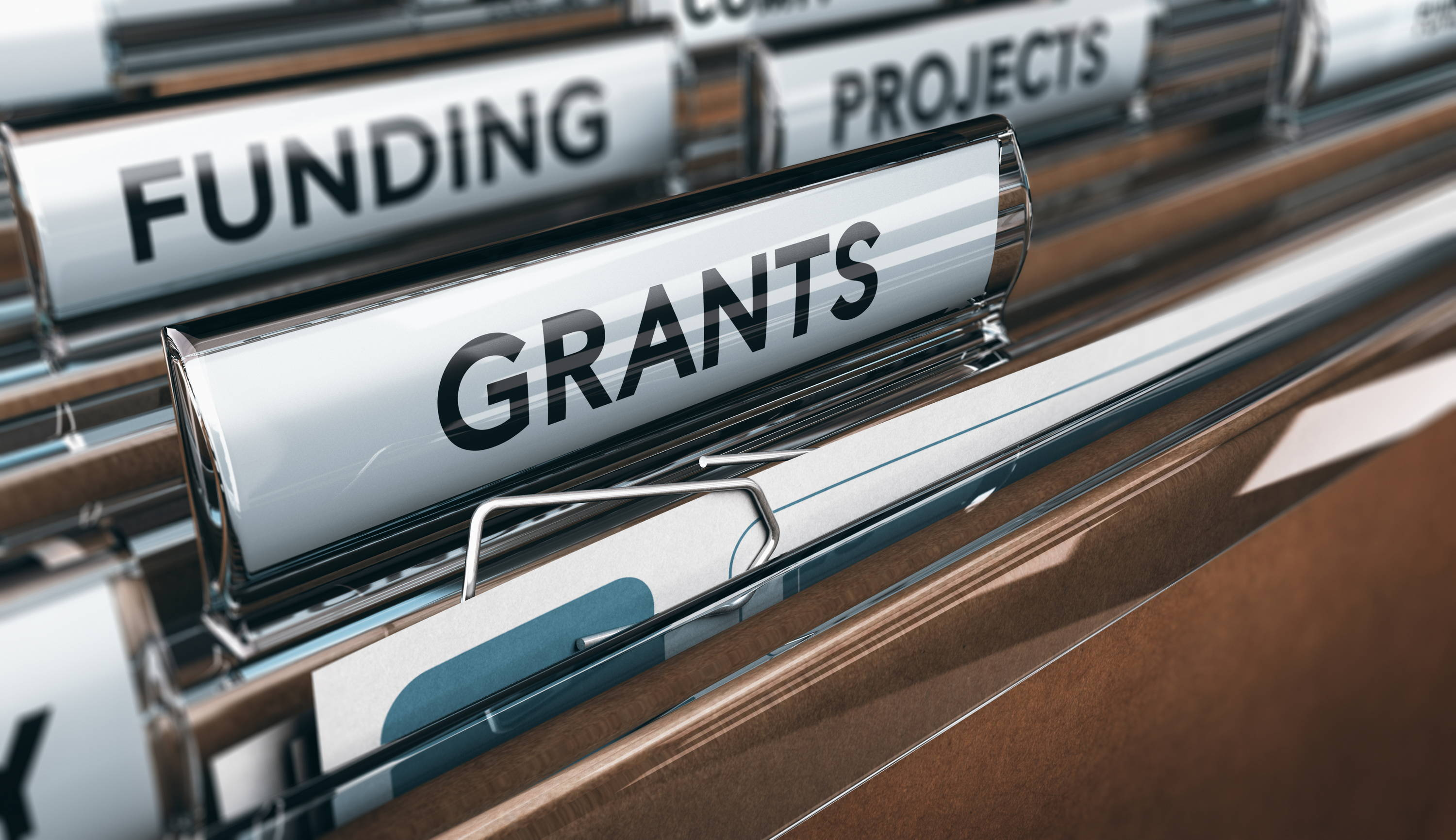 Grant funding for traffic safety projects