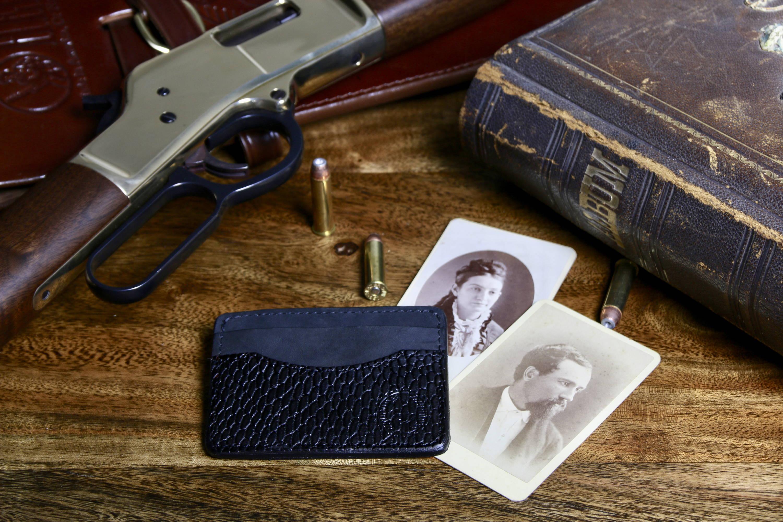 slim front pocket wallet for men