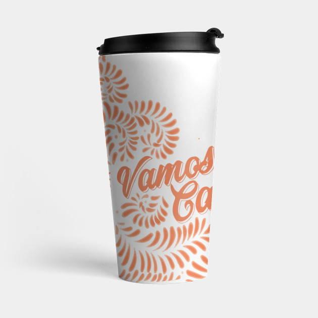 La Monarca Travel Mug