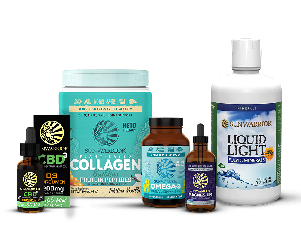 joint health with cbd bundle