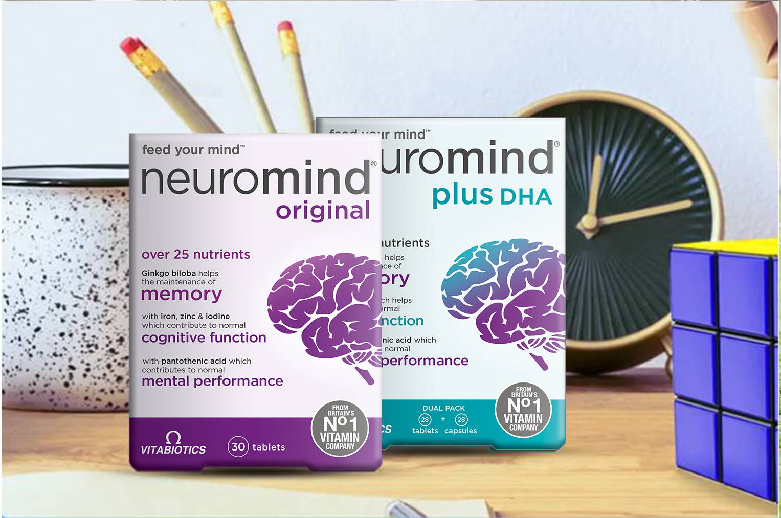 Neuromind Product Collection