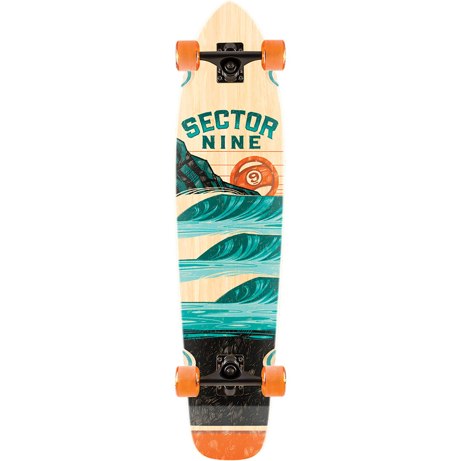 Sector Nine Cruiser Longboard