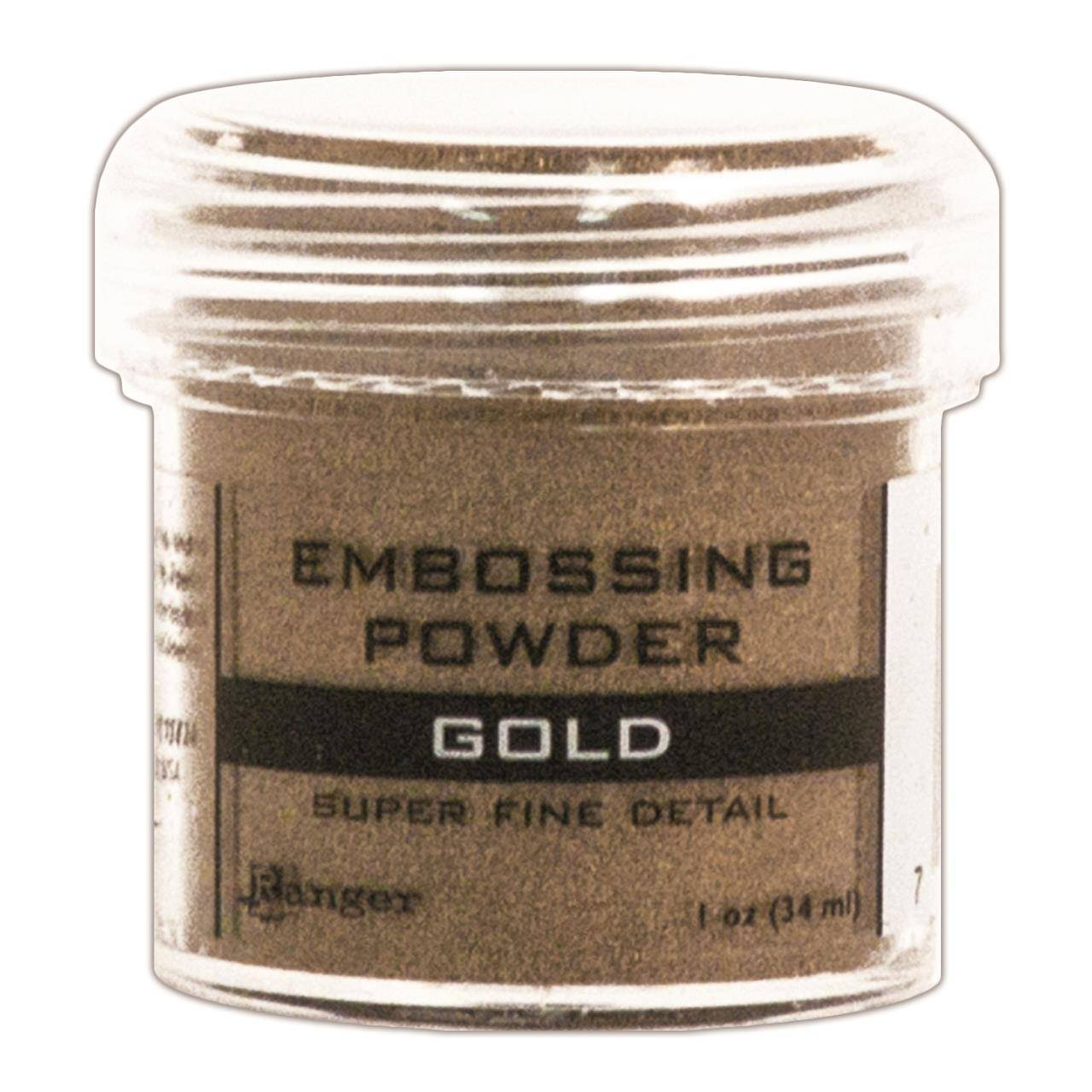 Ranger Super Fine Embossing Powder Gold