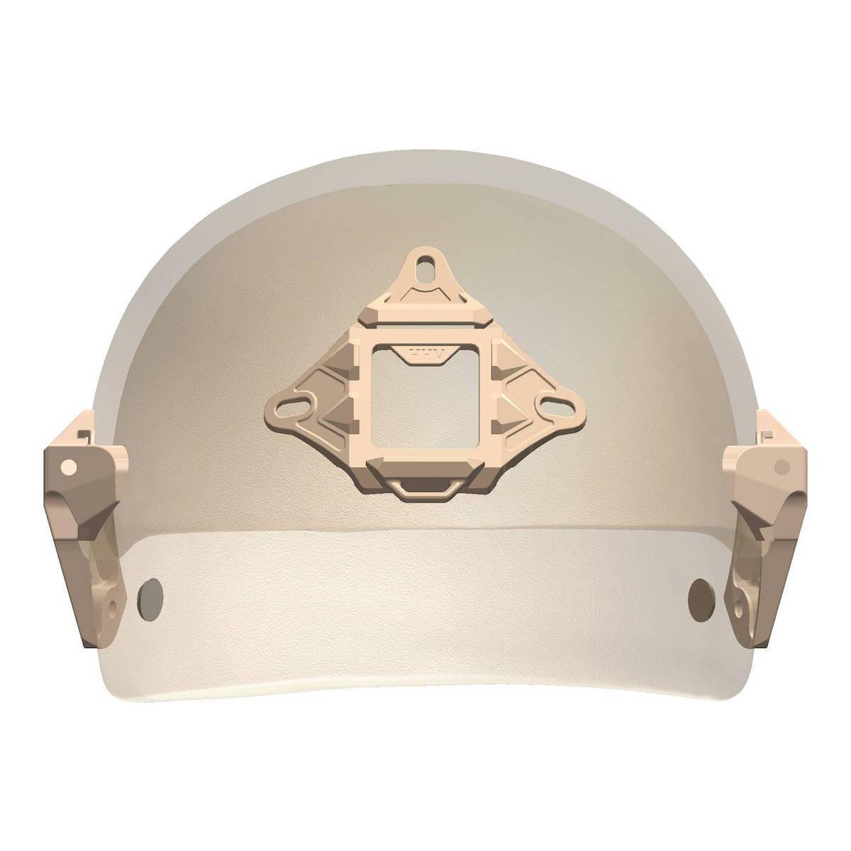 A3S Shroud Tactical Helmet