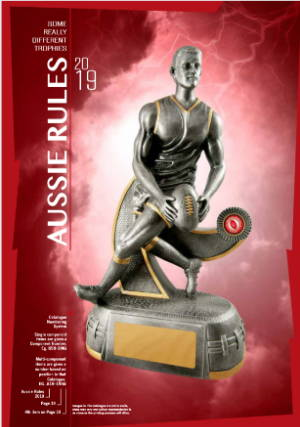 Some really Different Trophies AFL Catalogue