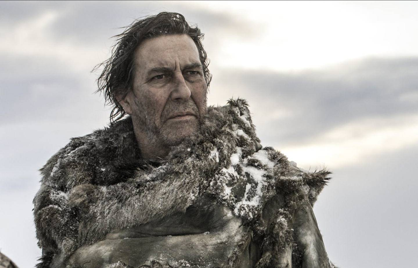 Game of Thrones Mance Rayder Maximum Solubility Collagen