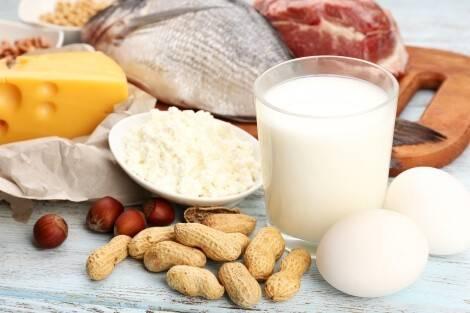 Lebensmittel für die Ketogene Diät