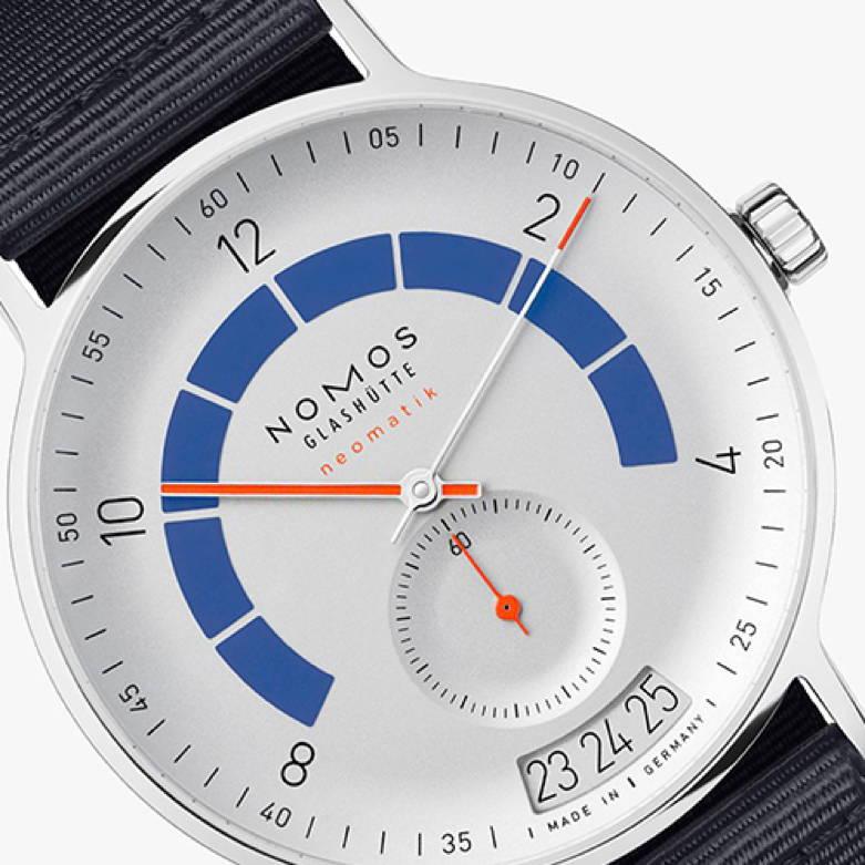 Nomos Autobahn Neomatik Timepiece