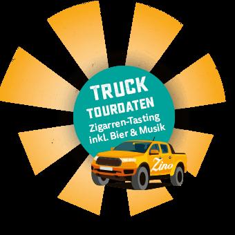 Button Truck Tourdaten - Zigarren-Tasting
