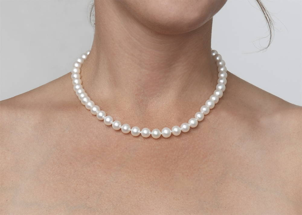 16-Inch-pearl-necklace-length
