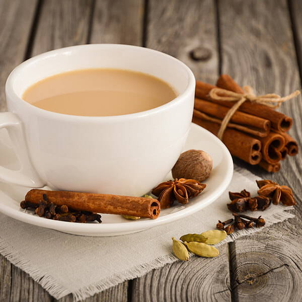 High Quality Organics Express homemade chai tea