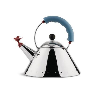 Alessi Coffee & Tea: 9093 Kettle