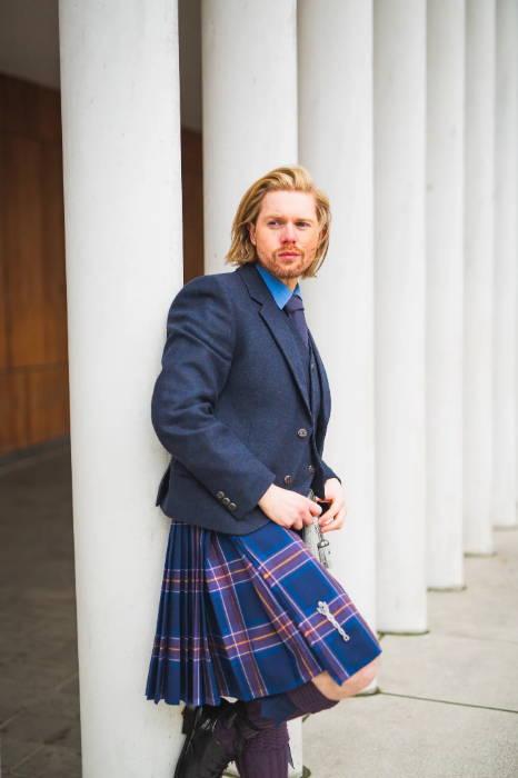 Scotland National Team Kilt