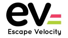 Escape Velocity Logo  - Bicicletta
