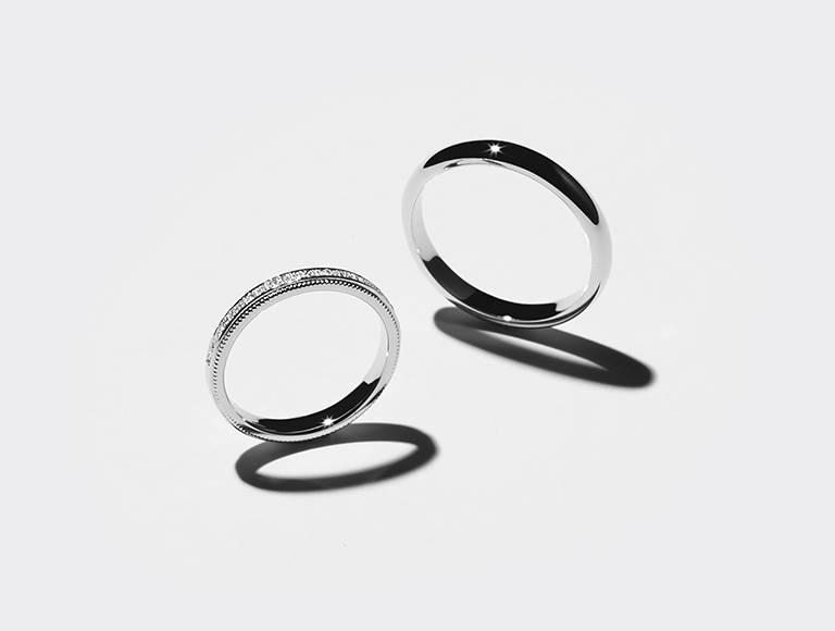 結婚指輪 マリッジリング エシカルジュエリー