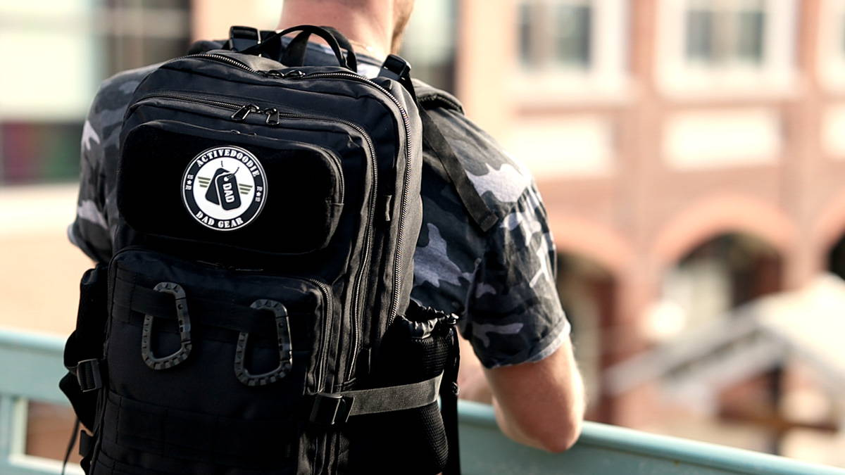 Active Doodie Dad Gear Dad Diaper Bag Backpacks